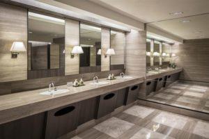 Upgrade Restrooms