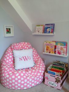 kids reading zone